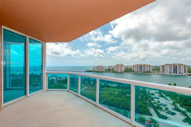 300 S Pointe Dr #1203, Miami Beach, FL 33139 (MLS #A10942640) :: Podium Realty Group Inc