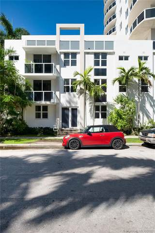 601 NE 23rd St Th1, Miami, FL 33137 (MLS #A10942649) :: Berkshire Hathaway HomeServices EWM Realty