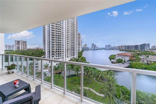 4000 Island Blvd #904, Aventura, FL 33160 (MLS #A10942776) :: The Teri Arbogast Team at Keller Williams Partners SW