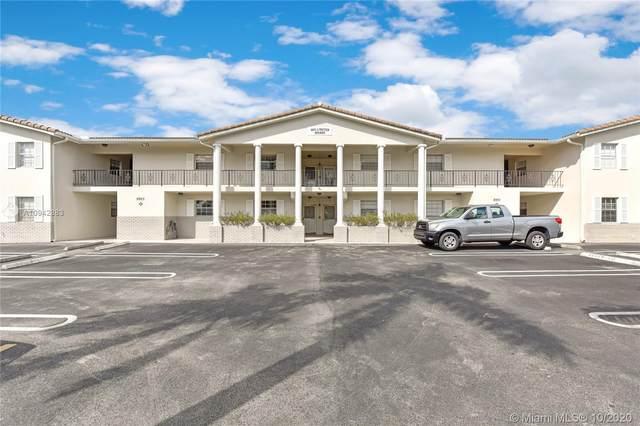 8901 NW 38th Dr #104, Coral Springs, FL 33065 (MLS #A10942883) :: Patty Accorto Team