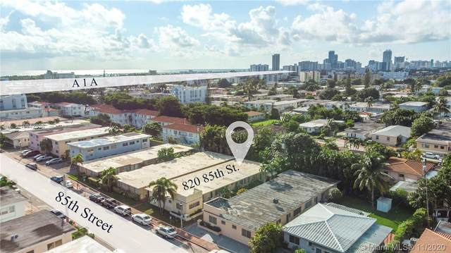 820 85th St, Miami Beach, FL 33141 (MLS #A10942896) :: The Howland Group