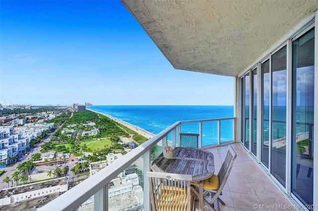 7330 Ocean Ter 2704-D, Miami Beach, FL 33141 (MLS #A10943153) :: Berkshire Hathaway HomeServices EWM Realty