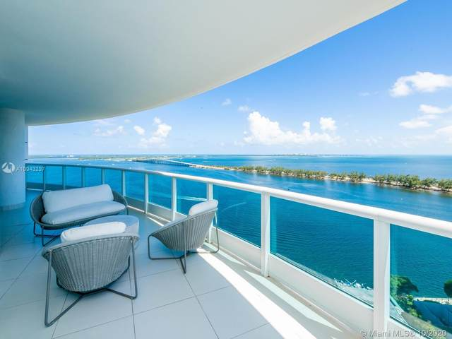 2127 Brickell Ave #2702, Miami, FL 33129 (MLS #A10943207) :: Ray De Leon with One Sotheby's International Realty