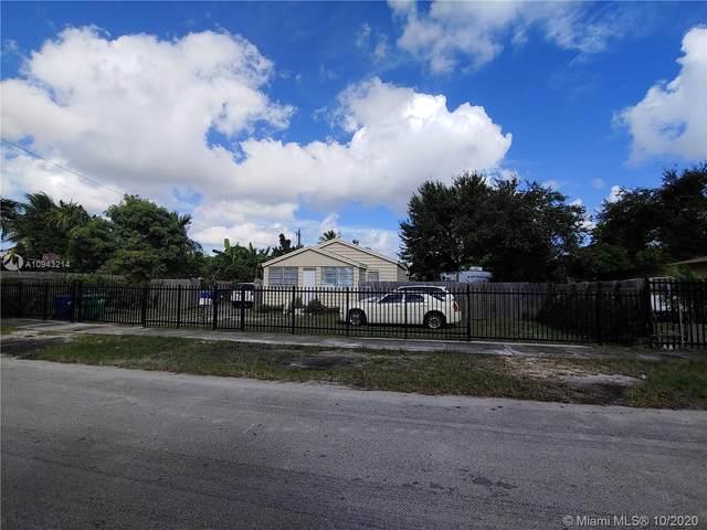 1019 NW 100th Ter, Miami, FL 33150 (MLS #A10943214) :: Berkshire Hathaway HomeServices EWM Realty