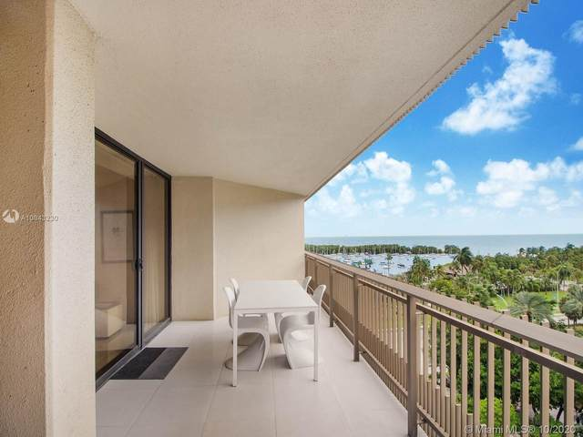 2901 S Bayshore Drive 8D, Coconut Grove, FL 33133 (MLS #A10943230) :: ONE Sotheby's International Realty