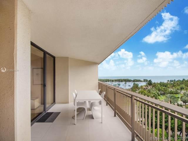 2901 S Bayshore Drive 8D, Coconut Grove, FL 33133 (MLS #A10943230) :: Carole Smith Real Estate Team