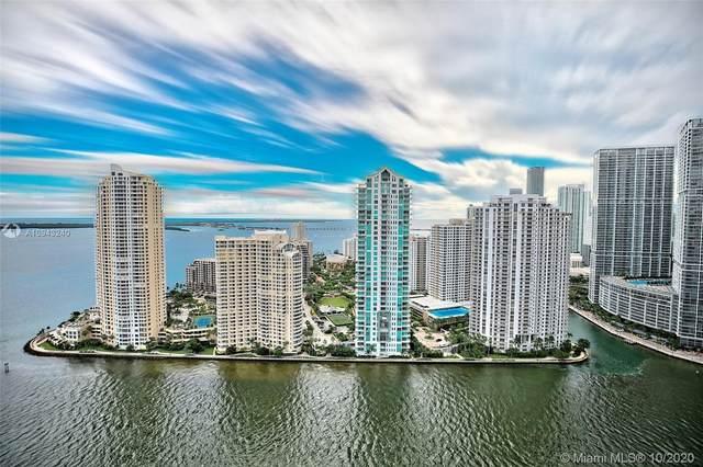 335 S Biscayne Blvd #3801, Miami, FL 33131 (MLS #A10943240) :: Carole Smith Real Estate Team