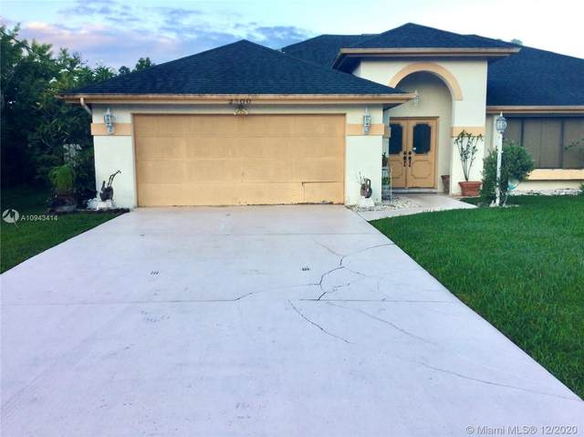 2300 SW Monterrey Ln, Port Saint Lucie, FL 34953 (MLS #A10943414) :: Miami Villa Group