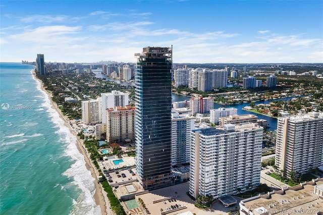1980 S Ocean Dr 15Q, Hallandale Beach, FL 33009 (MLS #A10943665) :: Re/Max PowerPro Realty
