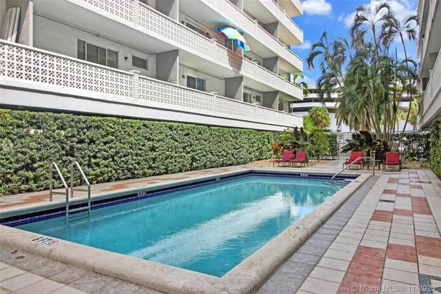1614 West Ave #301, Miami Beach, FL 33139 (MLS #A10943882) :: Prestige Realty Group