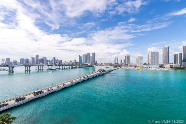 801 N Venetian Dr #1008, Miami, FL 33139 (MLS #A10944025) :: The Teri Arbogast Team at Keller Williams Partners SW