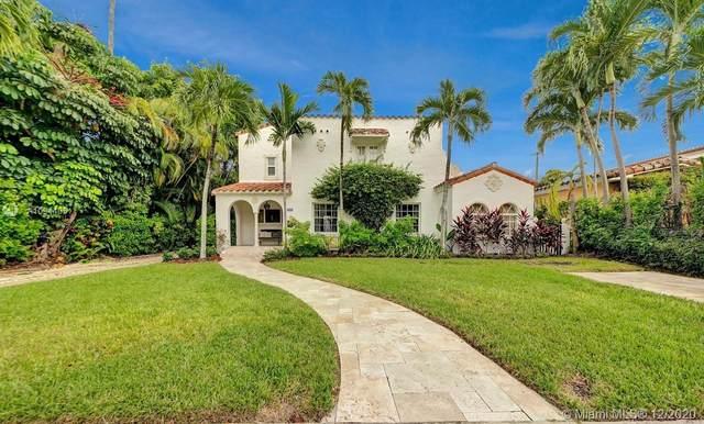 2203 N Bay Rd, Miami Beach, FL 33140 (MLS #A10944051) :: Albert Garcia Team