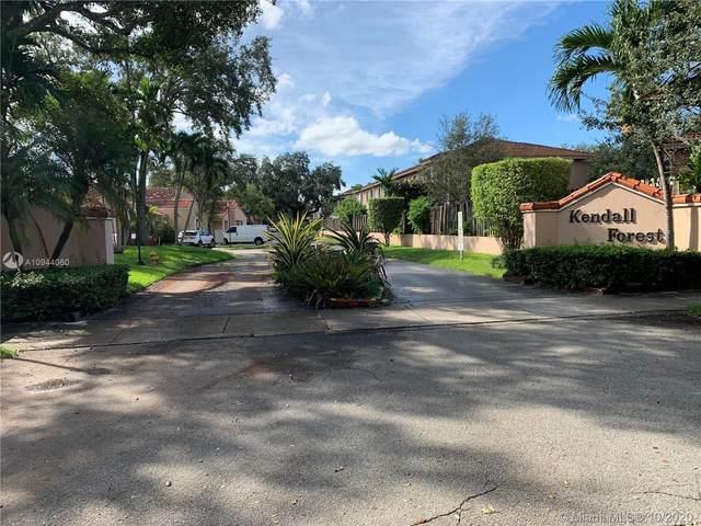 11800 SW 80th St #112, Miami, FL 33183 (MLS #A10944060) :: Berkshire Hathaway HomeServices EWM Realty