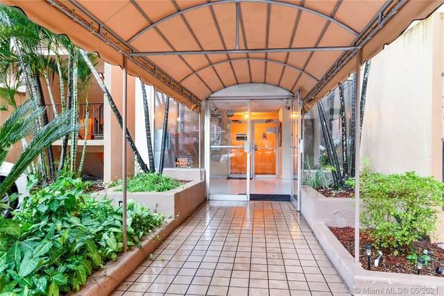 3955 N Nob Hill Rd #105, Sunrise, FL 33351 (#A10944326) :: Posh Properties