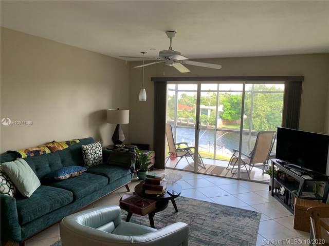 2970 NE 16th Ave #314, Oakland Park, FL 33334 (MLS #A10944386) :: Castelli Real Estate Services
