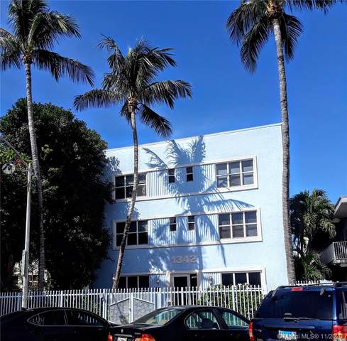 1342 Drexel Ave #103, Miami Beach, FL 33139 (MLS #A10944391) :: Patty Accorto Team