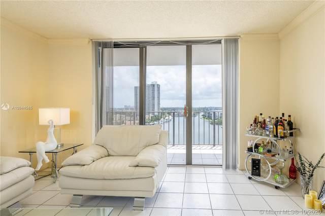 18151 NE 31st Ct #1215, Aventura, FL 33160 (MLS #A10944585) :: Castelli Real Estate Services