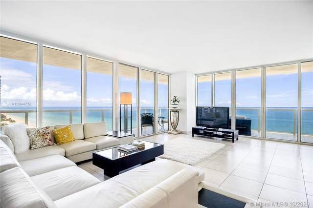 1830 S Ocean Dr #1501, Hallandale Beach, FL 33009 (MLS #A10944738) :: Ray De Leon with One Sotheby's International Realty
