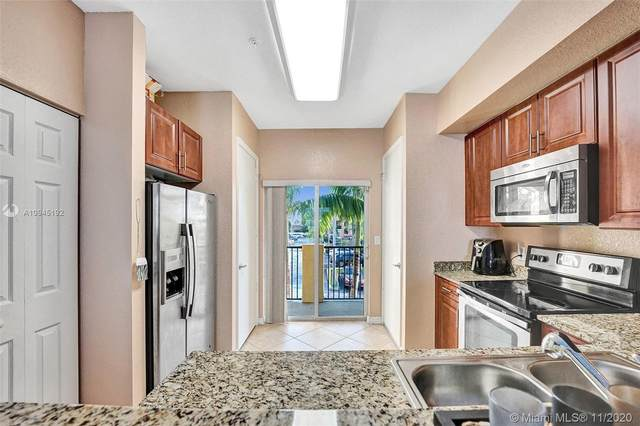 131 NW 2 Avenue #12, Hallandale Beach, FL 33009 (MLS #A10945192) :: Ray De Leon with One Sotheby's International Realty