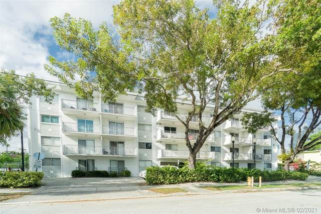 445 SW 11th St #302, Miami, FL 33130 (MLS #A10945484) :: Podium Realty Group Inc