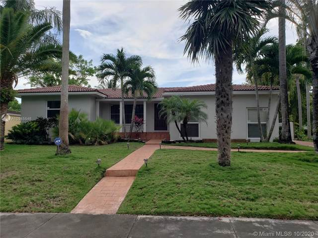 560 NE 107th St, Miami Shores, FL 33161 (MLS #A10945546) :: The Jack Coden Group