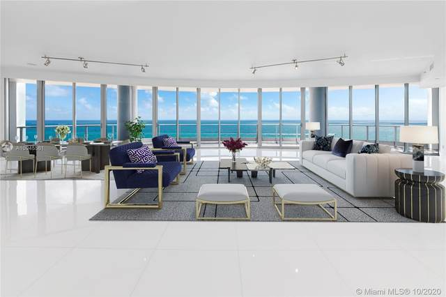 5959 Collins Ave #1807, Miami Beach, FL 33140 (MLS #A10945581) :: Ray De Leon with One Sotheby's International Realty