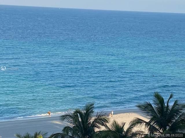 17315 Collins Ave #803, Sunny Isles Beach, FL 33160 (MLS #A10945585) :: Berkshire Hathaway HomeServices EWM Realty