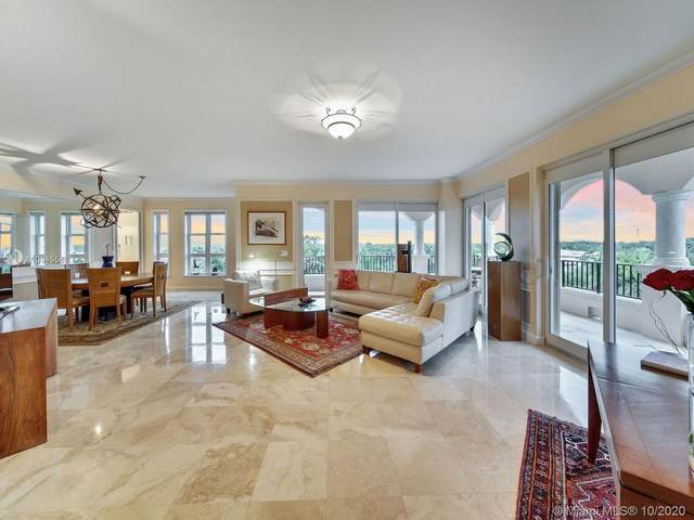 13633 Deering Bay Dr #256, Coral Gables, FL 33158 (MLS #A10945588) :: Berkshire Hathaway HomeServices EWM Realty