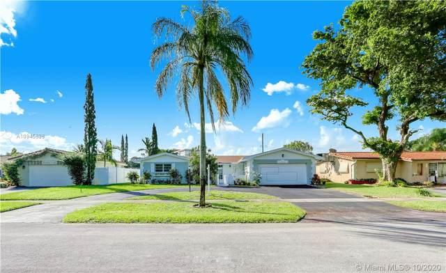 3916 Jefferson St, Hollywood, FL 33021 (MLS #A10945636) :: Re/Max PowerPro Realty