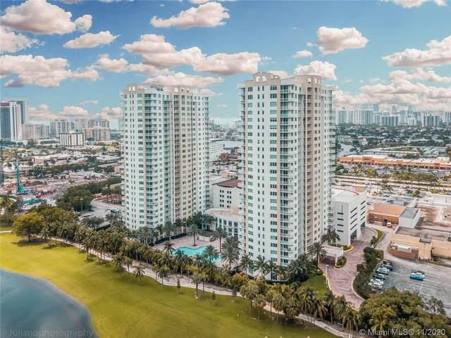 1745 E Hallandale Beach Blvd 604W, Hallandale Beach, FL 33009 (MLS #A10945732) :: Ray De Leon with One Sotheby's International Realty