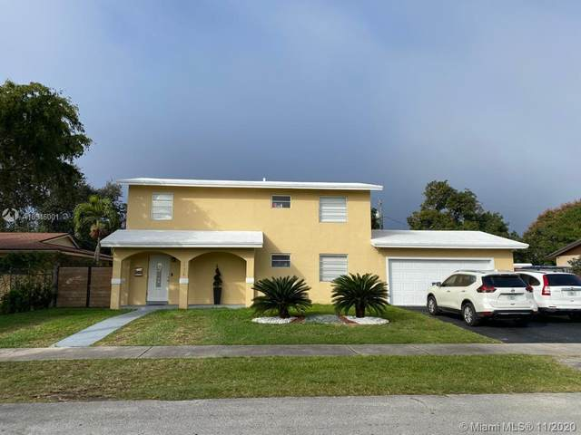 16314 SW 99th Ct, Miami, FL 33157 (MLS #A10946001) :: Albert Garcia Team