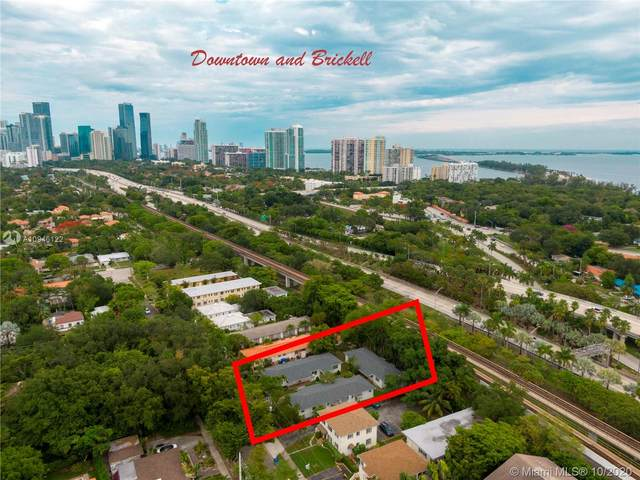 2933 SW 1st Ave, Miami, FL 33129 (MLS #A10946122) :: Berkshire Hathaway HomeServices EWM Realty