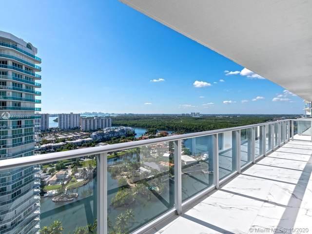 300 Sunny Isles Blvd 4-2206, Sunny Isles Beach, FL 33160 (MLS #A10946197) :: Carole Smith Real Estate Team