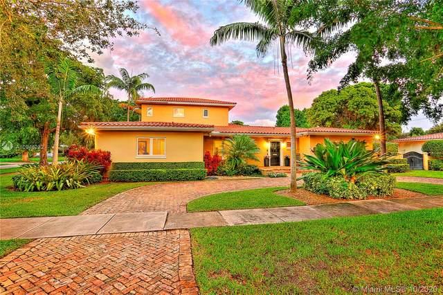 5601 San Vicente St, Coral Gables, FL 33146 (MLS #A10946282) :: Jo-Ann Forster Team