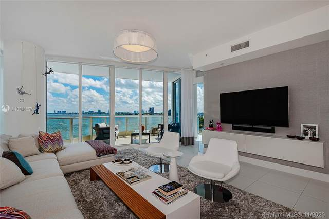 2020 N Bayshore Dr #601, Miami, FL 33137 (MLS #A10946857) :: Ray De Leon with One Sotheby's International Realty