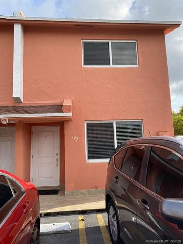 100 SW 110th Ave 147-5, Sweetwater, FL 33174 (MLS #A10946871) :: Prestige Realty Group