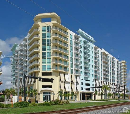 140 S Dixie Hwy #701, Hollywood, FL 33020 (MLS #A10946998) :: KBiscayne Realty