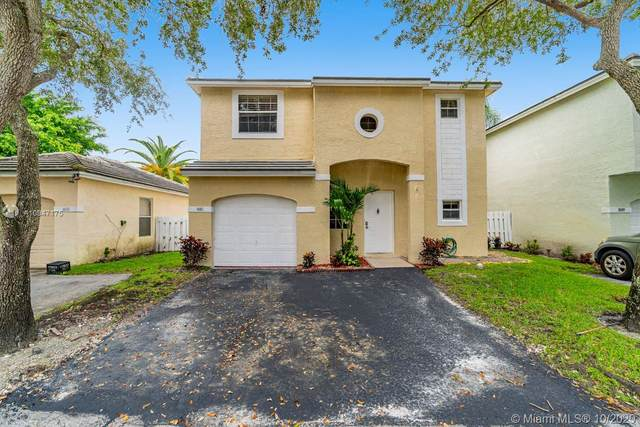 847 NW 98th Ave, Plantation, FL 33324 (MLS #A10947175) :: Green Realty Properties