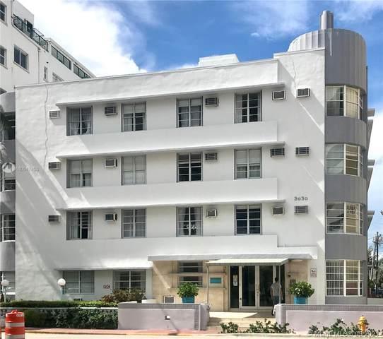 3030 Collins Ave 1G, Miami Beach, FL 33140 (MLS #A10947453) :: Equity Advisor Team