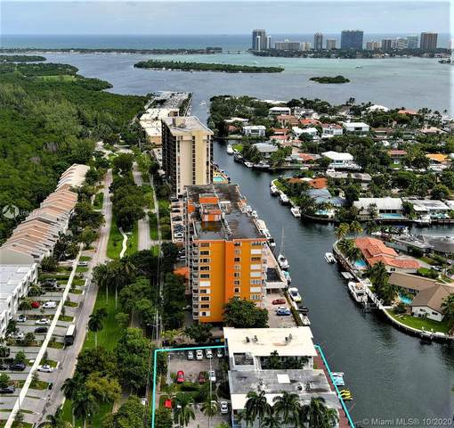 2430 NE 135th St 208 & Dock D-6, North Miami, FL 33181 (MLS #A10947498) :: United Realty Group