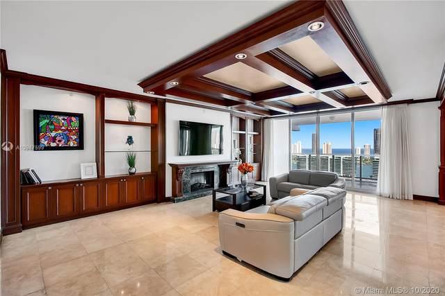 3201 NE 183rd St #2802, Aventura, FL 33160 (MLS #A10947599) :: Castelli Real Estate Services