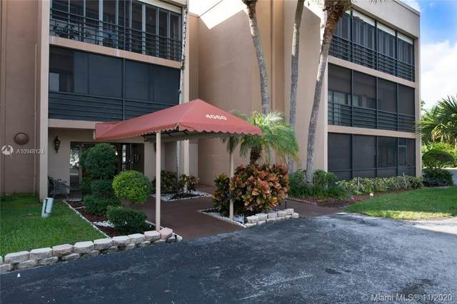4060 N Hills Dr #22, Hollywood, FL 33021 (MLS #A10948124) :: The Howland Group