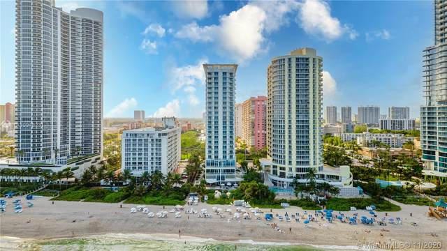 17315 Collins Ave #709, Sunny Isles Beach, FL 33160 (MLS #A10948231) :: The Teri Arbogast Team at Keller Williams Partners SW