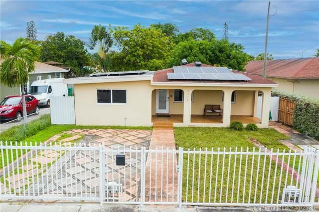 2415 SW 15th St, Miami, FL 33145 (MLS #A10948337) :: Berkshire Hathaway HomeServices EWM Realty