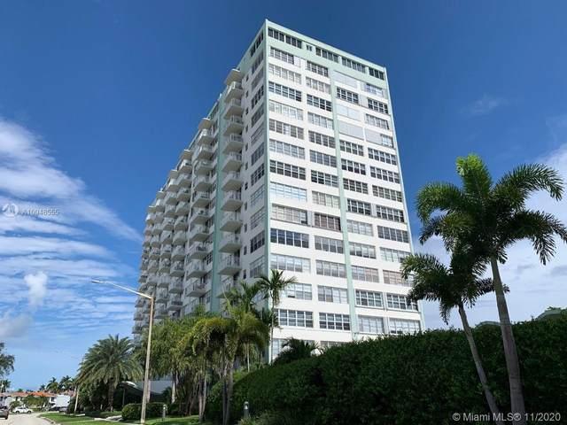 2150 Sans Souci Blvd B901, North Miami, FL 33181 (MLS #A10948555) :: The Azar Team