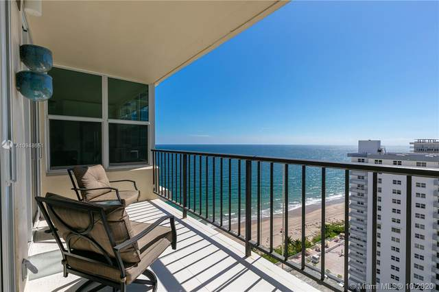 4280 E Galt Ocean Dr 18L, Fort Lauderdale, FL 33308 (MLS #A10948651) :: Carole Smith Real Estate Team