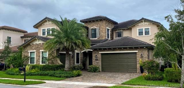 8695 W Watercrest Cir W, Parkland, FL 33076 (MLS #A10948702) :: Miami Villa Group
