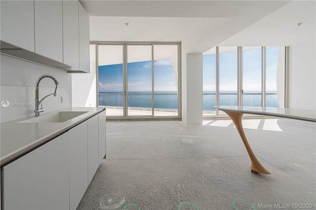 16901 Collins Ave #2502, Sunny Isles Beach, FL 33160 (MLS #A10948743) :: The Rose Harris Group