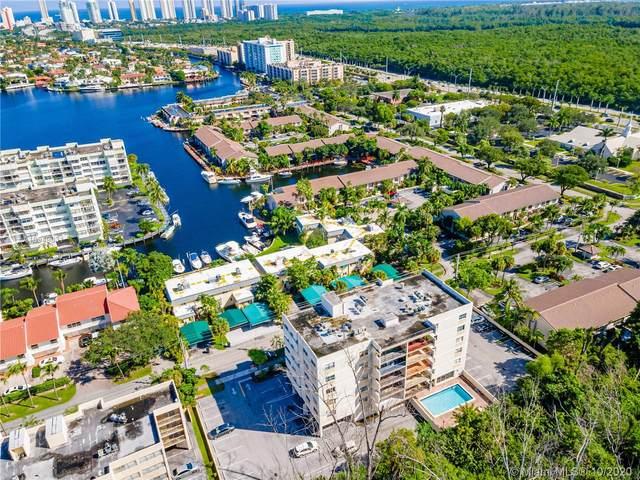 16508 NE 26th Ave #202, North Miami Beach, FL 33160 (MLS #A10949031) :: United Realty Group