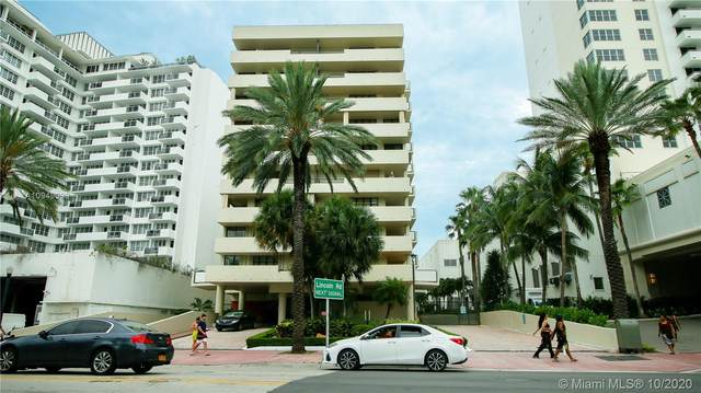 1621 Collins Ave #604, Miami Beach, FL 33139 (MLS #A10949099) :: The Pearl Realty Group